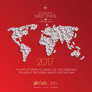 Akrivis Law Group, PLLC Holiday 2016