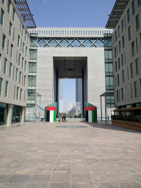 Dubai International Financial Center (DIFC)
